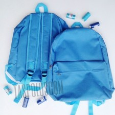 Canvasbag Large - Biru Muda